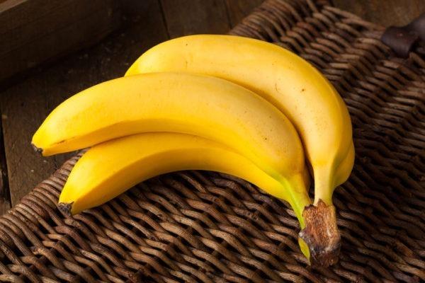 Польза употребления бананов